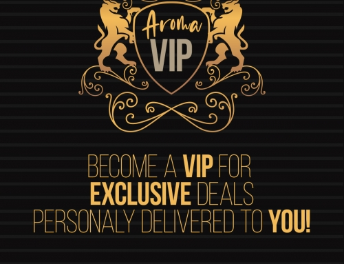 Aroma VIP Membership Coming Soon for Houston Guests!